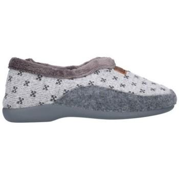 Zapatos Mujer Pantuflas Norteñas 15-323 Mujer Gris gris