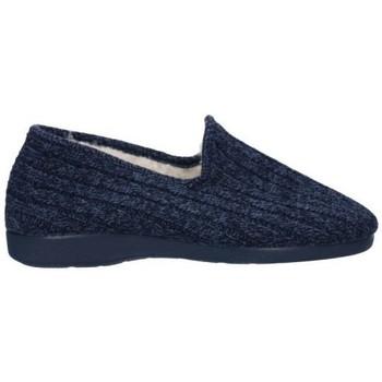Zapatos Hombre Pantuflas Norteñas 54-440 Hombre Azul marino bleu