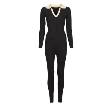 textil Mujer Conjuntos chándal Moony Mood  Negro