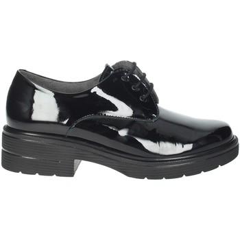 Zapatos Mujer Derbie Pitillos 1100 Negro