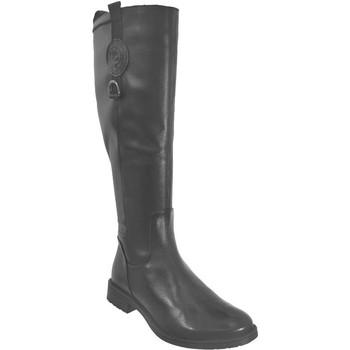 Zapatos Mujer Botas urbanas Bugatti 411-5693t negro