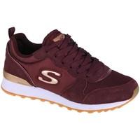 Zapatos Mujer Zapatillas bajas Skechers OG 85 Rojo burdeos