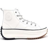 Zapatos Mujer Zapatillas altas Yumas 47441 Blanco