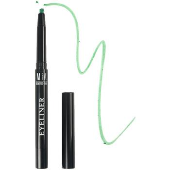 Belleza Mujer Lápiz de ojos Mia Cosmetics Paris Eyeliner green-blue 0,2 Gr
