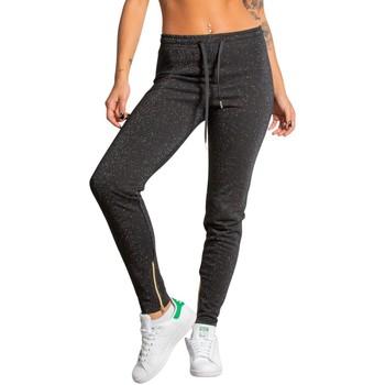 textil Mujer Pantalones de chándal Love Moschino W154305M4308 Nero