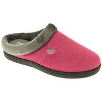 Zapatos Mujer Pantuflas Roal ZAPATILLAS SRA   FUCSIA Rosa