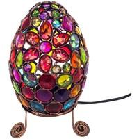 Casa Lámparas de mesa Signes Grimalt Lámpara de Sobremesa Set 6U Multicolor