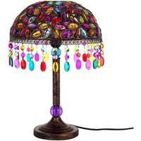 Casa Lámparas de mesa Signes Grimalt Lámpara de Sobremesa Set 2U Multicolor