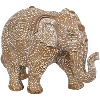 Casa Figuras decorativas Signes Grimalt Figura de Elefante Marrón