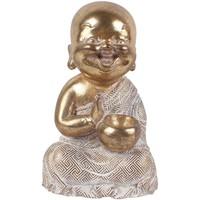 Casa Figuras decorativas Signes Grimalt Figura de Buda Dorado