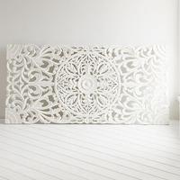 Casa Cuadros, pinturas Signes Grimalt Adorno Pared Blanco