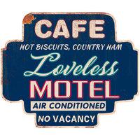 Casa Afiches, posters Signes Grimalt Adorno Pared Motel Azul