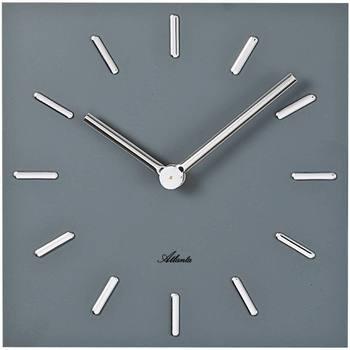 Relojes & Joyas Reloj Atlanta 4510/4, Quartz, Grey, Analogue, Modern Gris