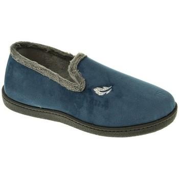 Zapatos Mujer Pantuflas Roal ZAPATILLAS SRA   MARINO Azul