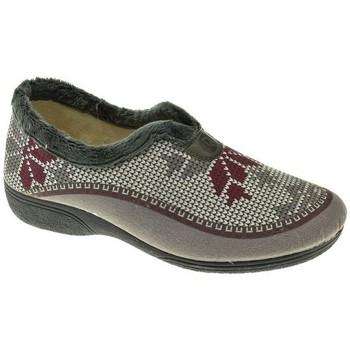 Zapatos Mujer Pantuflas Roal ZAPATILLAS SRA   GRIS Gris