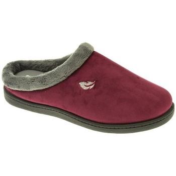 Zapatos Mujer Pantuflas Roal ZAPATILLAS SRA   BURDEOS Violeta