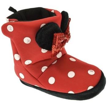 Zapatos Niña Pantuflas Cerda ZAPATILLAS NIÑA  ROJO Rojo