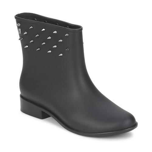 Cómodo y bien parecido Zapatos especiales Melissa MOON DUST SPIKE Negro