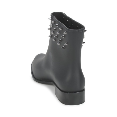 Botas Spike Dust Moon Negro De Baja Zapatos Melissa Caña Mujer TJFc1lK