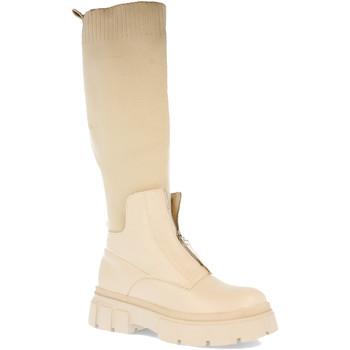 Zapatos Mujer Botas urbanas Ainy 7776 Beige
