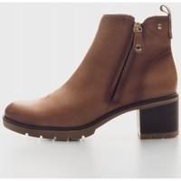 Zapatos Mujer Botines Kamome ROSY3 Beige