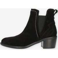 Zapatos Mujer Botas de caña baja NeroGiardini I116791D Negro