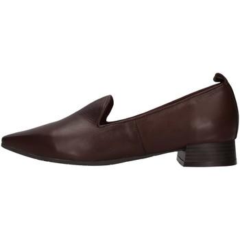 Zapatos Mujer Mocasín Bueno Shoes WT1400 MARRÓN