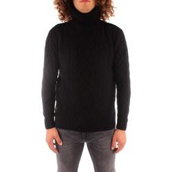 textil Hombre Jerséis Blauer 21WBLUM04142006088 NEGRO