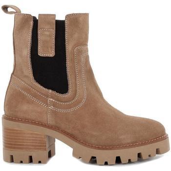 Zapatos Mujer Botines Pepe Parra 6876 Beige