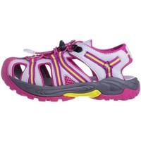 Zapatos Niños Sandalias Cmp Aquarii Hiking Blanco, Rosa