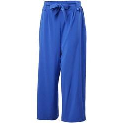 textil Mujer Pantalones Helly Hansen Siren Culotte Azul