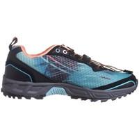 Zapatos Mujer Senderismo Cmp Trail Azul