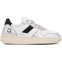 Zapatos Mujer Zapatillas bajas Date C2-VL-SL ARGENTO
