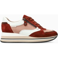 Zapatos Mujer Zapatillas bajas Mephisto OLIMPIA Naranja