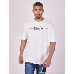 textil Hombre Tops y Camisetas Project X Paris  Blanco