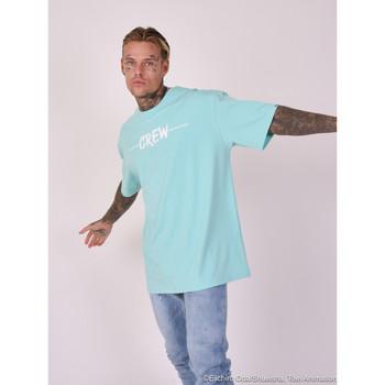 textil Hombre Tops y Camisetas Project X Paris  Azul