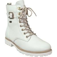 Zapatos Mujer Botines Remonte Dorndorf D8475 Cuero crudo