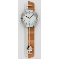 Casa Relojes Ams 5271, Quartz, Silver, Analogue, Modern Plata