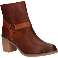 Zapatos Mujer Botas Kickers 878020-50 AVECOOL Marr?n