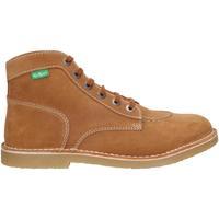 Zapatos Hombre Botas de caña baja Kickers 507784-60 ORILEGEND Beige