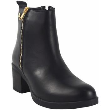 Zapatos Mujer Botines Top3 Botín señora   21769 negro Negro