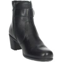 Zapatos Mujer Botas de caña baja Imac 805320 Negro