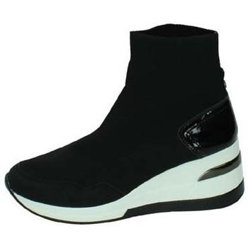 Zapatos Mujer Zapatillas altas Mysoft Deportivas NEGRO