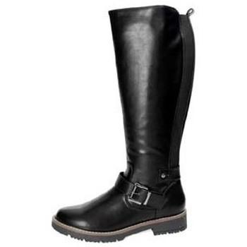 Zapatos Mujer Botas urbanas Mysoft Botas NEGRO