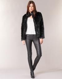 textil Mujer pantalones con 5 bolsillos Vero Moda SEVEN Negro