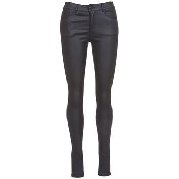 textil Mujer vaqueros slim Vero Moda SEVEN Negro