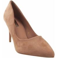 Zapatos Mujer Zapatos de tacón Bienve Zapato señora  1a-0320/2a-9586 salmon Rosa