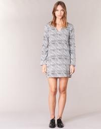 textil Mujer vestidos cortos Vero Moda COOLI Negro / Blanco