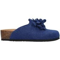 Zapatos Mujer Pantuflas Bionatura 12CANAZ-FI-FLB88 AZUL