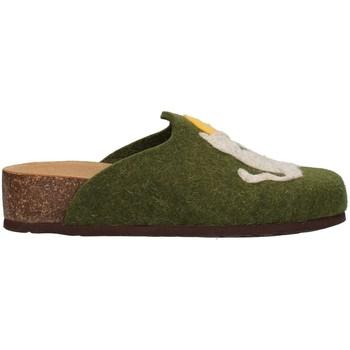 Zapatos Mujer Pantuflas Bionatura 12GAT20-I-FELV74 VERDE